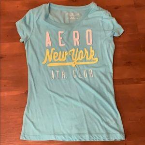 Blue Aero NY shirt